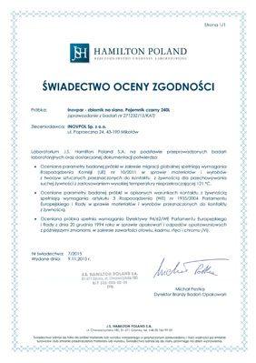 certyfikat_inovpar_model_IP240L 2